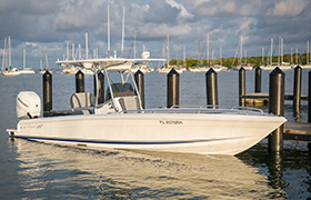 27' Open Deck Series