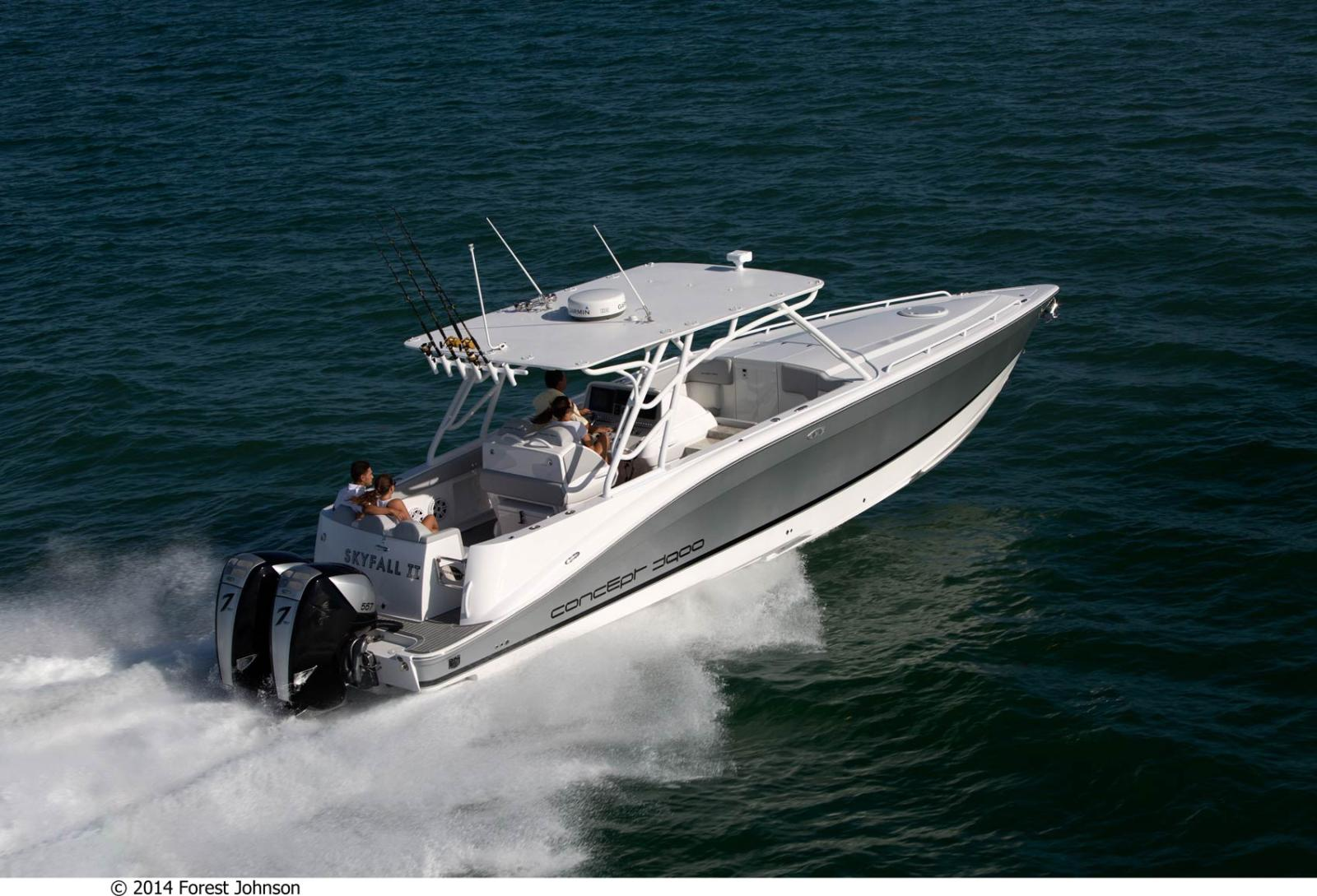 39 Cuddy Cabin Series Concept Boats