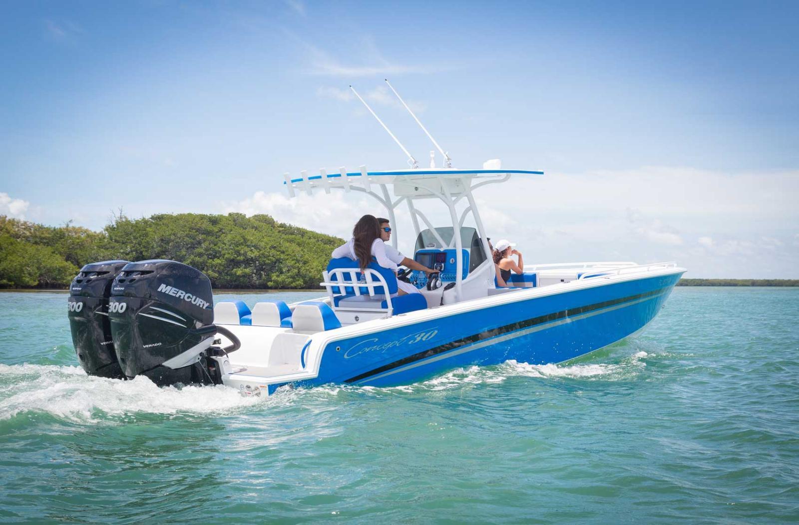 30 Cuddy Cabin Series Concept Boats