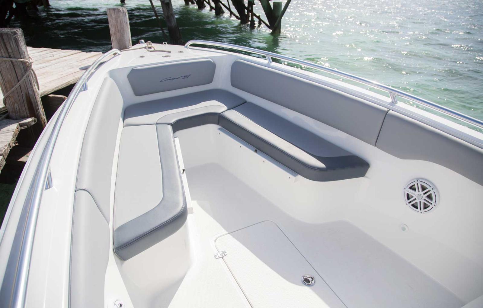 27 Open Deck Series Concept Boats