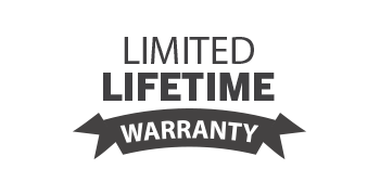 imited Lifetime warranty