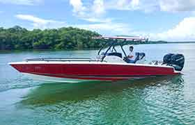 30' Open Deck Series