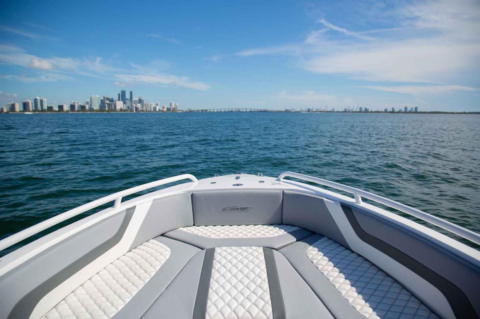 23 Open Deck Series Concept Boats